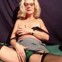 Annonce rencontre d'une blonde mature