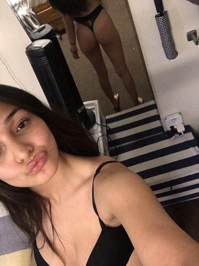 Hasna marocaine super sexy Nude 2