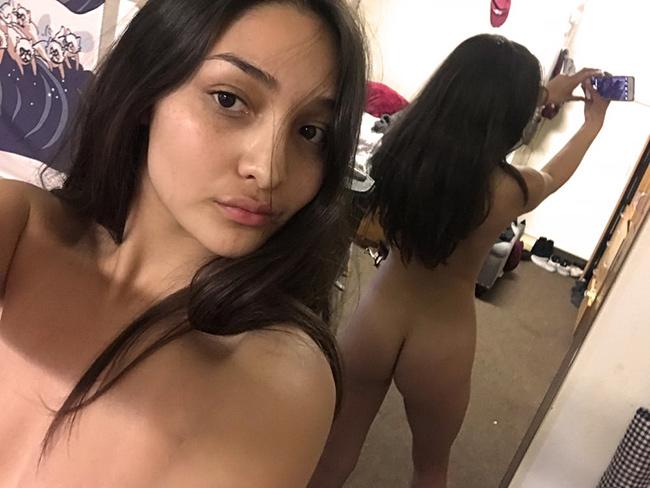 Hasna marocaine super sexy Nude 7